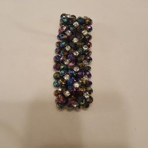 Colorful Crystal Rhinestones Bracelet